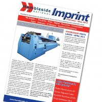 Imprint Newsletter February to May 2012