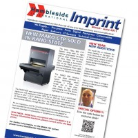 Imprint Newsletter - March to June 2011