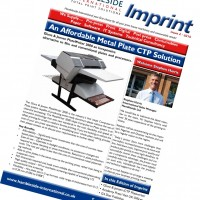 Imprint - Issue 2 - 2014 - Cover